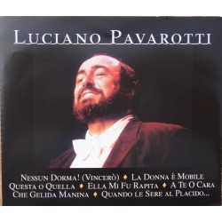 Luciano Pavarotti. Greatets hits. 5 CD.