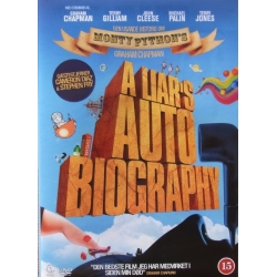 A liar's autobiograph. John Cleese, Michael Palin, Chapman, Gilliam. 1 DVD