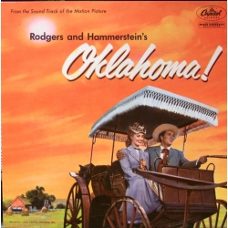 Rodgers and Hammerstein. Oklahoma. 1 Vinyl Single Capitol.
