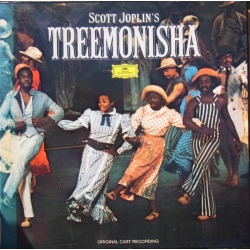 Scott Joplin: Treemonisha. Original Cast Recording. 2 LP. DG