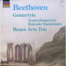 Beethoven: Klavertrio nr. 4, 5, & 11. Beaux Arts Trio. 1 LP. Philips. Nyt eksemplar