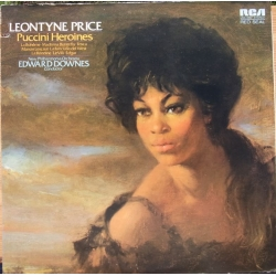 Puccini Heroines. Leontyne Price, Edward Downes, New PO. 1 LP. RCA