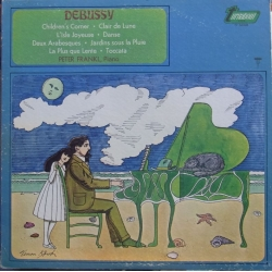 Debussy: Childrens Corner, Claire de Lune. Peter Frankl. 1 LP. Turnabout