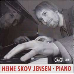 Mussorgsky: Pictures at an Exhibition for piano. + Liszt: Harmonies du Soir + Rigoletto variations. Heine Skov Jensen. 1 CD. Cla