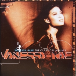 Vanessa Mae: The Classical Album 1. Bach, Beethoven, Brahms, Bruch. 1 CD. EMI.