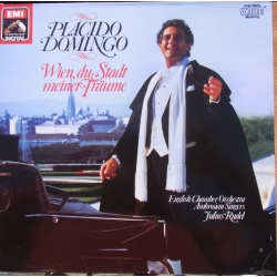 Placido Domingo: Wien, City of My Dreams. 1 LP. EMI