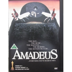 Amadeus. Original Soundtrack recording. 1 DVD. Sony