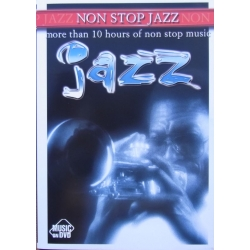 10 Hours of non stop Jazz. 1 DVD