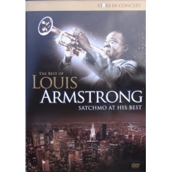 The best of Louis Armstrong. Satchmo at his best. 1 DVD. Medici Arts