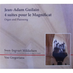 Guilain: 4 Suites pour le Magnificat. 1 CD. CDK 1149
