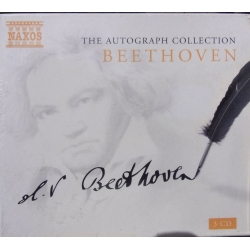 Beethoven: The Autograph Collection 3 CD. Naxos