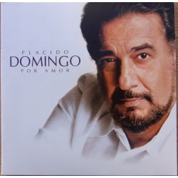 Domingo: Por Amor. 1 CD. Warner