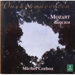 Mozart: Requiem. Michel Corboz. 1 CD. Erato