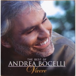The Best of Andrea Bocelli. Vivere. 1 CD. Decca