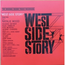 Bernstein: West Side story. Natalie Wood. The original sound track Recordings. 1 CD. Sony