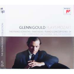 Mozart: The Complete piano sonatas. Glenn Gould. 5 CD. Sony