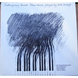 Contemporary Danish piano music played by Erik Kaltoft. 1 LP. Paula