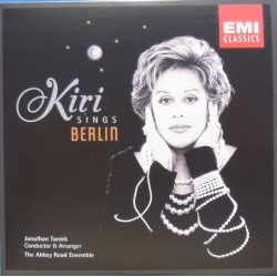 Kiri sings Irving Berlin. 1 CD. EMI