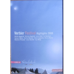 Verbier festival highlights 2008. 1 DVD. Medici Arts