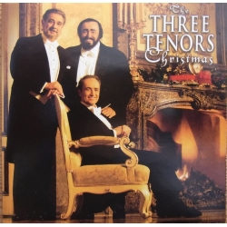 The Three tenors, Christmas. Carreras, Domingo, Pavarotti. 1 CD. Sony