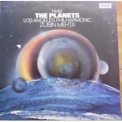 Holst: The Planets. Zubin Mehta, Los Angeles PO. 1 LP. Decca. SXL 6529