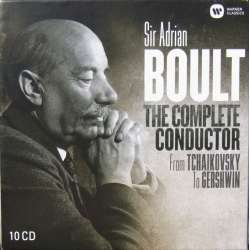Sir Adrian Boult. From Tchaikovsky to Gershwin. 10 CD. Warner