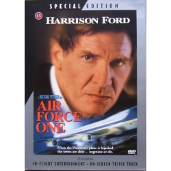 Air Force one. Harrison Ford & Gary Oldman. 1 DVD