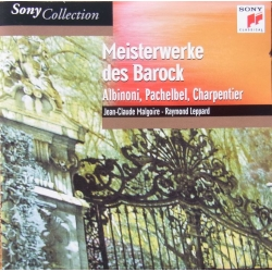 Baroque Masterworks by Albinoni, Pachebel, Charpentier. 1 CD. Sony