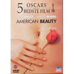 American Beauty. Kevin Spacey - Annette Bening. 1 DVD