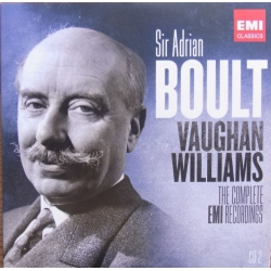 Vaughan Williams: Symfoni nr. 2 & 3. London Philharmonic Orchestra. Sir Adrian Boult. 1 CD. EMI