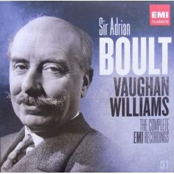 Vaughan Williams: Symfoni nr. 4 & 6. Sir Adrian Boult, London Philharmonic Orchstra. 1 CD. EMI