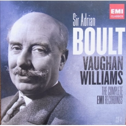 Vaughan Williams: Symphonies nos. 5 & 9. Sir Adrian Boult. London Philharmonic Orchestra. 1 CD. EMI