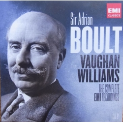 Vaughan Williams: Dona nobis pacem - Fantasia on the old 104th. Sir Adrian Boult. 1 CD. EMI