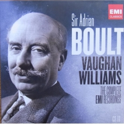 Vaughan Williams: Symphony no. 6 (1949). - Flos Campi - Violin Concerto. Sir Adrian Boult. 1 CD. EMI