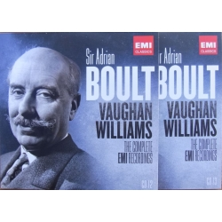 Vaughan Williams: The Pilgrims Progress (opera). Sir Adrian Boult. London Philharmonic Orchestra and Chorus. 2 CD. EMI