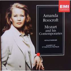 Mozart and his Contemporaries. Amanda Roocroft, Neville Marriner. 1 CD. EMI