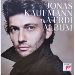 Jonas Kaufmann. The Verdi Album. 1 CD. Sony