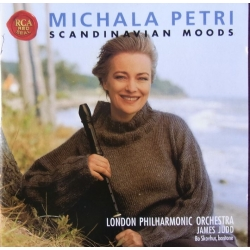 Michala Petri. Scandinavian Moods. London PO, James Judd. 1 CD. RCA