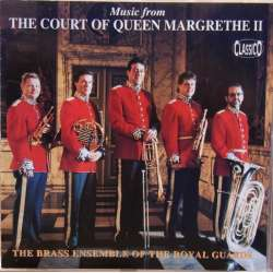 Music from the Court of Queen Margrethe den II. 19 numre. Det kongelige danske blæserensemble. 1 CD. Classico. CD 164