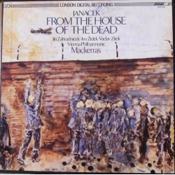 Janacek: From the House of the Dead. Charles Mackerras, Vienna PO. 2 LP. Decca