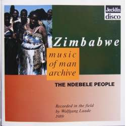 Music of Man Archive. Zimbabwe. The Ndebele People. 1 CD. Jecklin