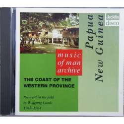 Music from Papua New Giunea. The Coast of the Western Province. 1 CD. Jecklin