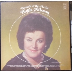 Birgit Nilsson: a portrait. Arias and Scenes from operas. 3 LP. Angel-EMI