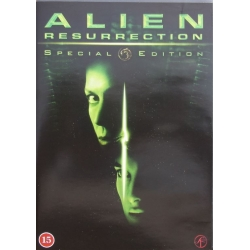 Alien Resurrection. Special Edition. 1 DVD