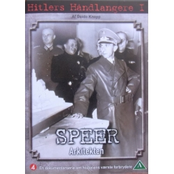 Albert Speer, Arkitekten. 1 DVD.