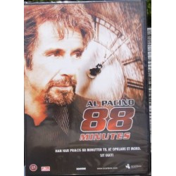 88 minuttes. Al Pacino. 1 DVD. Action