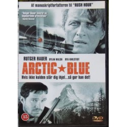 Arctic Blue. Rutger Hauer, Dylan Walsh. 1 DVD. Action