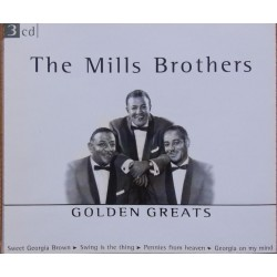 The Mills Brothers. Golden Greatest. 3 CD.