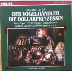 Zeller: Der Vogelhandler & Fall: Dollarprinzessin. (highlights), 1 CD. Philips