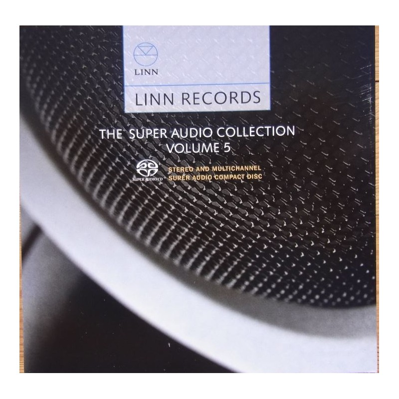 The Super Audio Surround Collection Sacd Plade